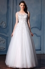 eDressit A-line Sleeveless Beaded Bridal Gown (F02010060)