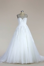 eDressit Sleeveless Beaded Mermaid Wedding Dress (F04014512)