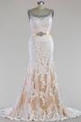 eDressit Sleeveless Beaded Mermaid Wedding Dress (F02000100C)