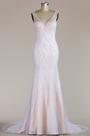 eDressit Sleeveless V Neck Mermaid Wedding Dress (F02010122)
