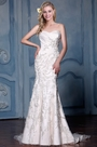 eDressit Sweetheart Lace Appliques Mermaid Bridal Gown (F09011831)
