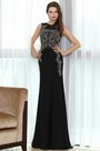 eDressit Black Lace Beaded Prom Occasion Dress (36170700)