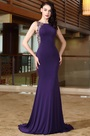 eDressit Sleeveless Purple Embroidery Beaded Formal Evening Gown (02171606)