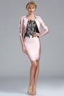 eDressit Light Pink Two Piece Mother of the Bride Dress (26173201)