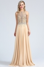 eDressit Sleeveless Beige Beaded Evening Gown (36173814)