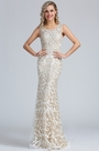 eDressit Sleeveless Beige Embroidery Beaded Evening Dress (36174114)