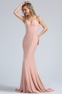 eDressit Elegant Blush Beaded Mermaid Formal Dress (36173546)