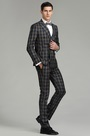 eDressit Tailor Made Peak Lapel Men Suits Tuxedo (15182368)