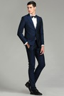 eDressit Navy Blue Custom Men Suits Classic Suits (15180605)