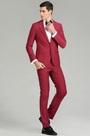 Burgundy Custom eDressit Men Suits Tuxedo (15181017)
