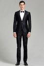 eDressit Custom Black Men Suits Tuxedo (15180800)