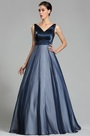 eDressit Dark Blue Floor Length Ball Gown Prom Dress (02181405)
