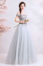 eDressit Off Shoulder Embroidery Tulle Party Formal Dress (36212808)