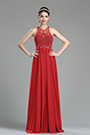 eDressit Red Beaded Sequin Evening Dressing Gown (36181102)