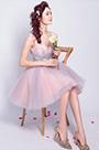 eDressit V-Cut Sequins Lovely Short Cocktail Party Dress(35196201)