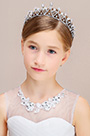 eDressit Pearl Crown Girl Headwear Hair Hoop(13190926)