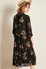 eDressit Silk Printed Dress Drop Waist Dress Day Wear (30193068)