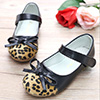 eDressit Girl's Closed Toe Leather Flat Flower Party Shoes (250016)
