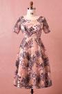 eDressit Embroidery Round Neck Plus Size Dress Women Dress (31192168)