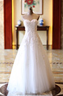 eDressit White Sexy Corset Open Back Formal Bridal Wedding Dress (36211107)