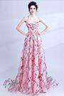 eDressit Floral Corset Long Bridesmaid Party Ball Dress (36196468)
