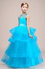 eDressit Sheer Top Multi-layer Wedding Flower Girl Dress (27194805)