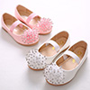 eDressit Girl's Round Toe Leather Flat Flower Girl Shoes (250003)