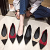 Women Toe Closed Loafers (0919074)