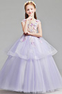 eDressit Thistle Colour Princess Children Wedding Flower Girl Dress (27197006)