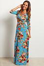 eDressit Fashion Long Printed Summer Dress Holiday Wear (36190668)