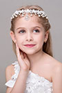 eDressit Floral Beads Little Girl Headwear Hair Hoop (13191742)