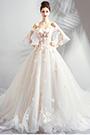 eDressit Sexy Off-Shoulder Fairy Long Train Wedding Dress (36194814)
