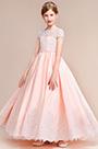 eDressit Lovely Pink Little Girl Wedding Flower Girl Dress (27191901)
