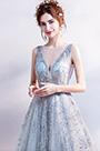eDressit V-Cut Beaded Sequins Prom Gowm Party Evening Dress (36190708)