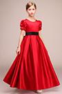 eDressit Round Neck Red Children Wedding Flower Girl Dress (27192102)