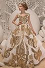 eDressit Empire Cap Sleeves Multi-layer Wedding Flower Girl Dress (27195524)