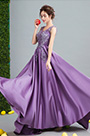 eDressit  Sexy Purple V-Cut Long Party Formal Dress (36211006)