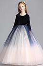 eDressit Empire Long Sleeves Children Wedding Flower Girl Dress (27201805)