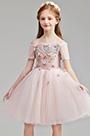 eDressit Lovely Off Shoulder Flower Girl Midi Dress (28194701)
