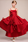eDressit Red Spaghetti Wedding Flower Girl Dress (27194602)