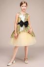 eDressit Lovely Sequin Sleeveless Wedding Flower Girl Dress (28192024)