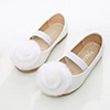 eDressit Girl's Round Toe Princess Leather Flat Flower Girl Shoes (250008)