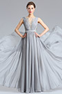 eDressit Pretty Grey Long Fashion Designer Dress (00182608)