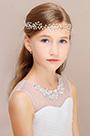 eDressit Cute Beads Girl Headwear Hair Hoop  (13190826)