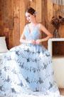 eDressit Sexy Light Blue Spaghetti TulleParty Prom Dress (36222205)