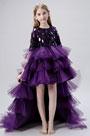 eDressit Purple Multi-layer Children Flower Girl Dress (28205506)
