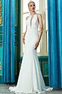 eDressit Sexy New White Halter Mermaid Party Wedding Dress (01200707)