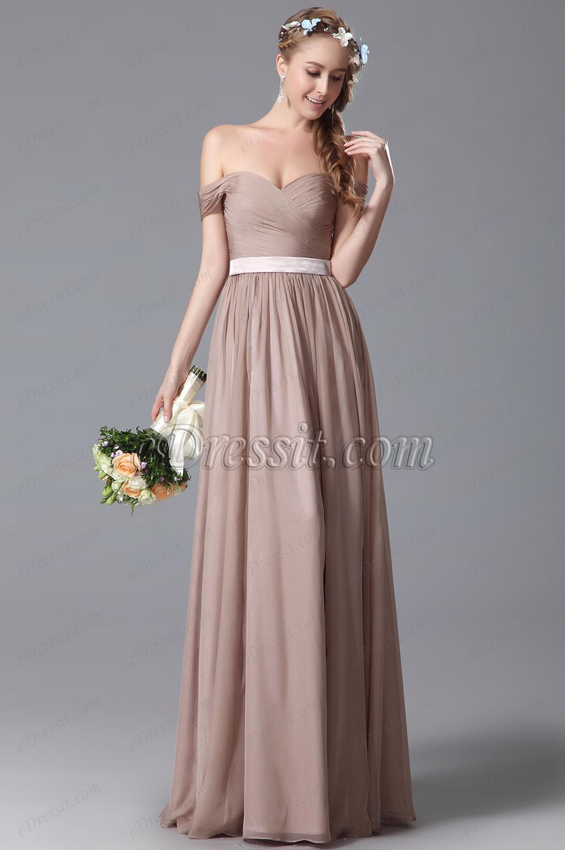 Shop Affordable Bridesmaid Dresses Online for Wedding - eDressit