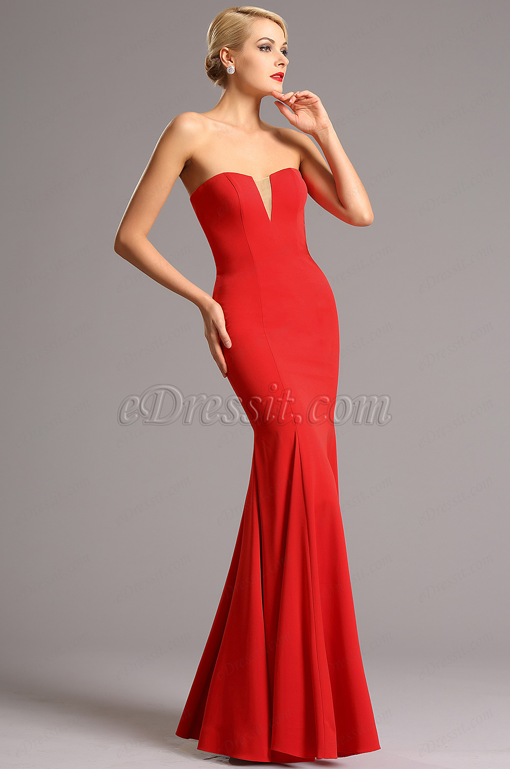 Romantic Red Valentines Dresses for You - eDressit.com