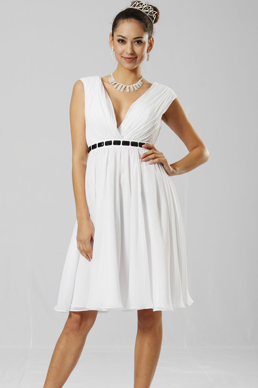 eDressit Adoralble White Cocktail Dress (04100107)